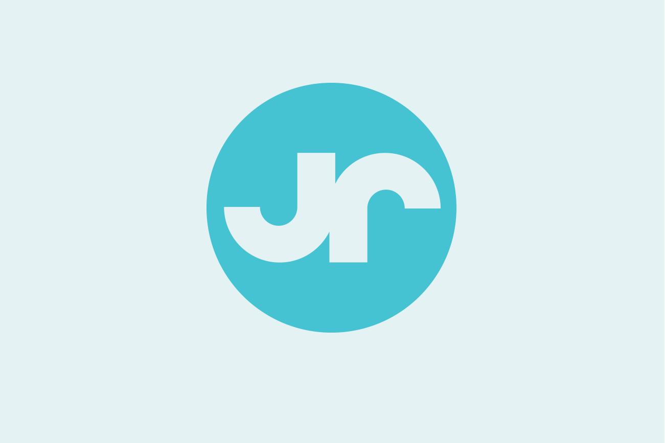 JR Press Logo and Branding Design