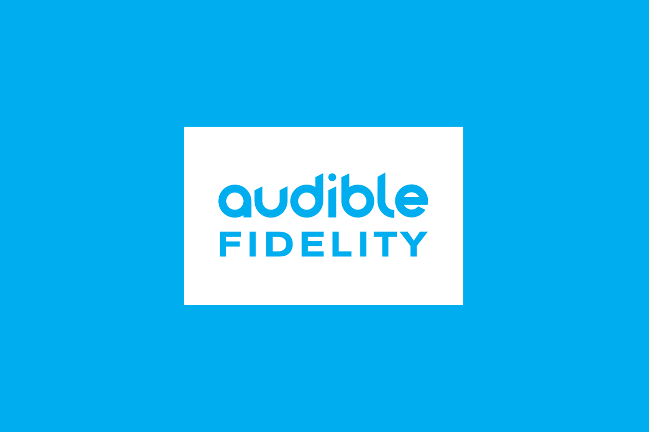 audible-fidelity-logo-design-by-wetdog-creative