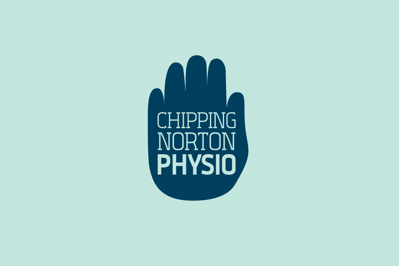 Chipping Norton Physio Logo and Branding Design