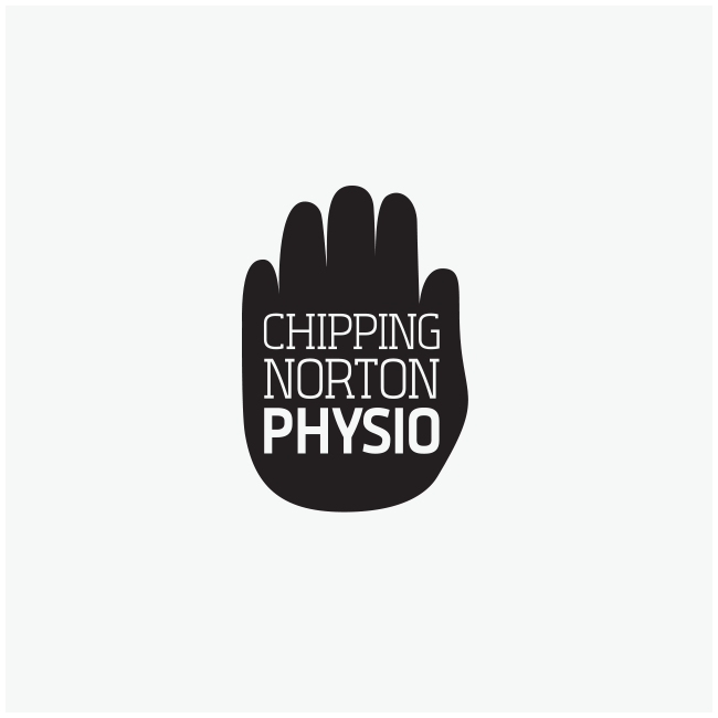 Chipping Norton Physio Logo Design and Branding by Wetdog Creative