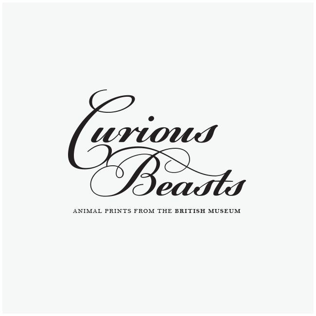 Curious Beasts Logo Design and Branding by Wetdog Creative