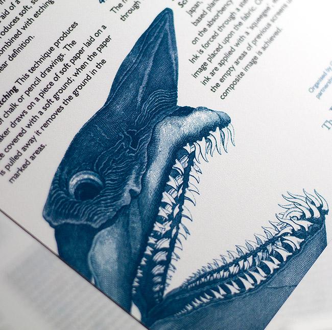 Exhibition Handouts Graphic Design By Wetdog Creative