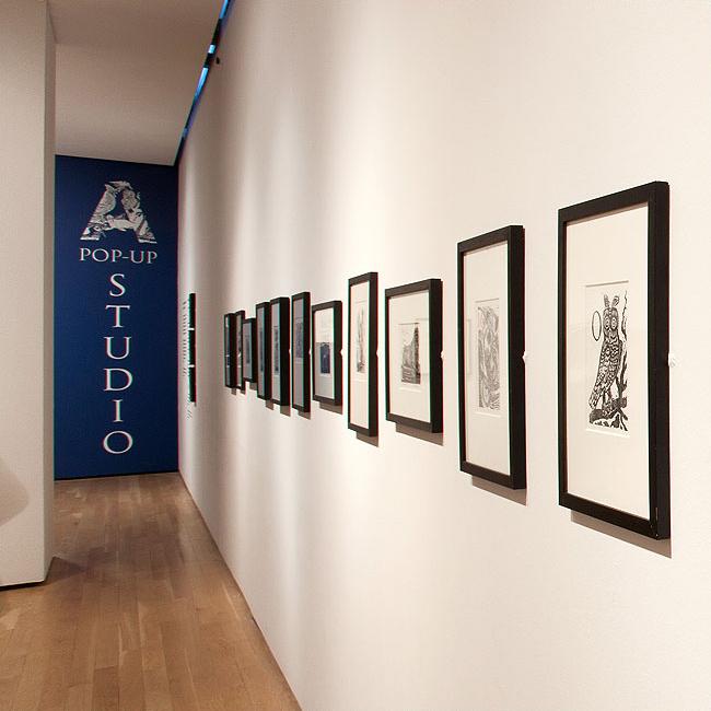 Exhibition Graphics Signage