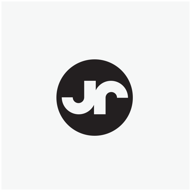 JR Press Logo Design and Branding by Wetdog Creative