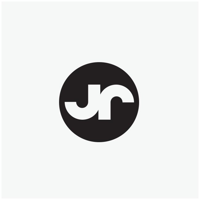 JR Press Logo Design and Branding by Wetdog Creative