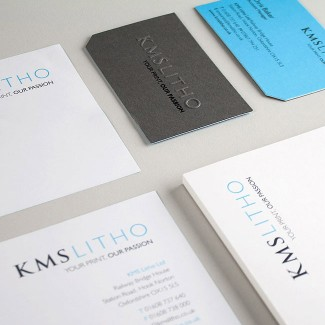 Stationary Branding and Graphic Design in Cornwall by Wetdog Creative