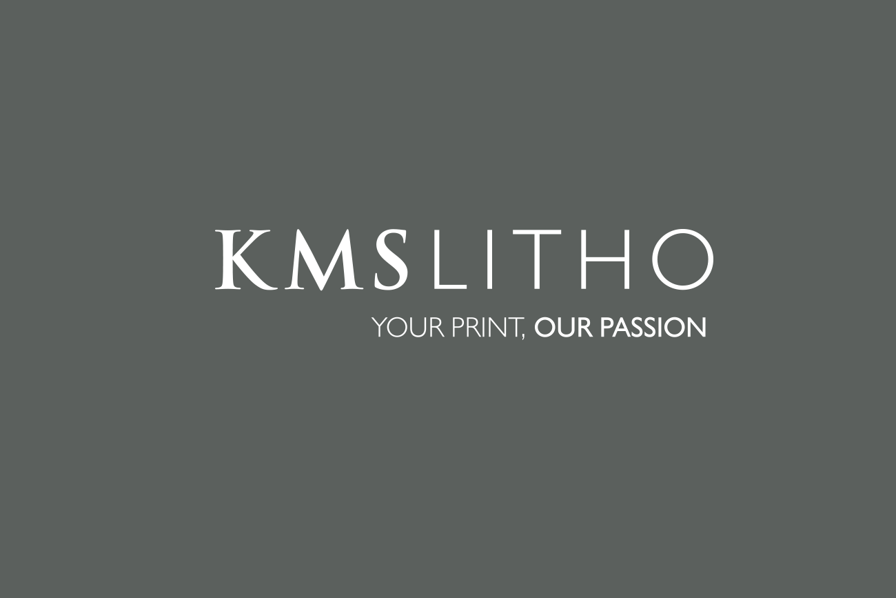 KMS Litho Logo and Branding Design