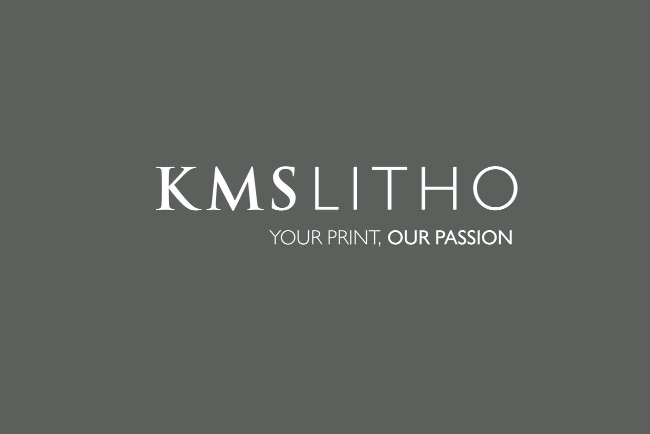 KMS Litho Logo and Branding Design