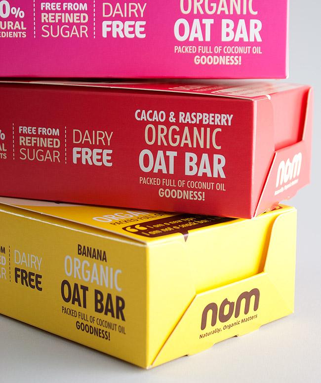 Food packaging box design