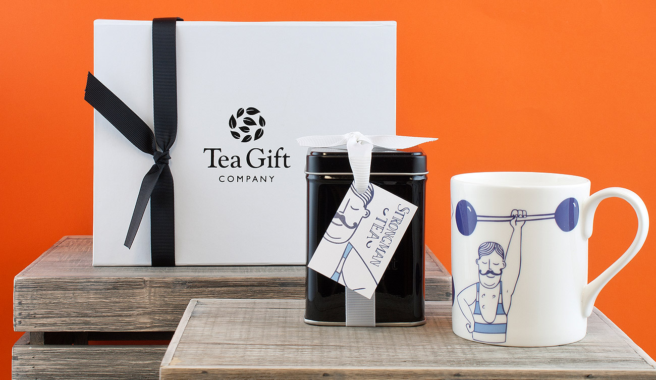 Bespoke Illustrative mug and swing tag designs