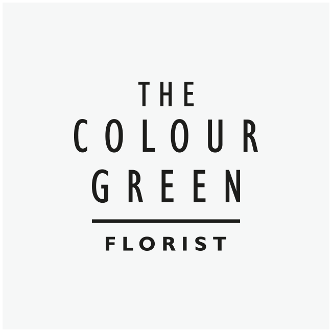 The Colour Green Florist logo
