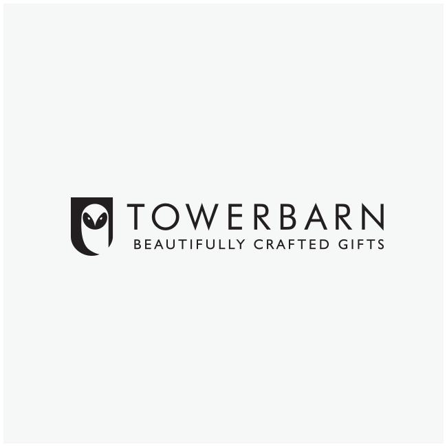 Towerbarn Logo Design - Wetdog Creative