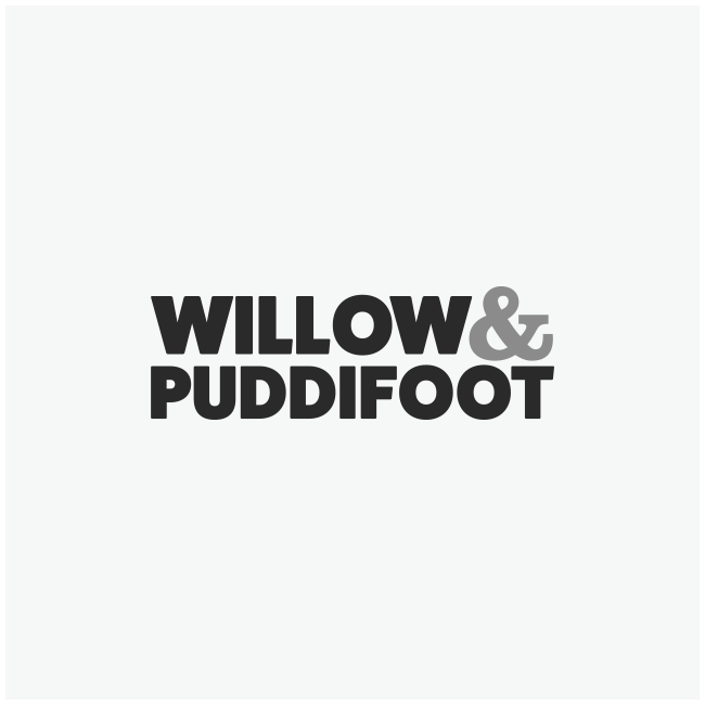 Willow & Puddifoot logo