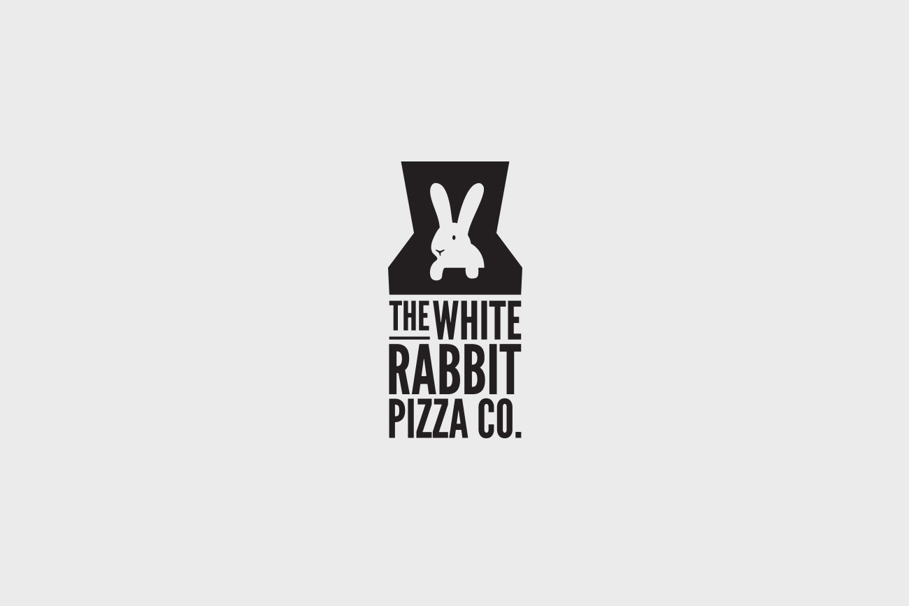 White Rabbit Pizza logo