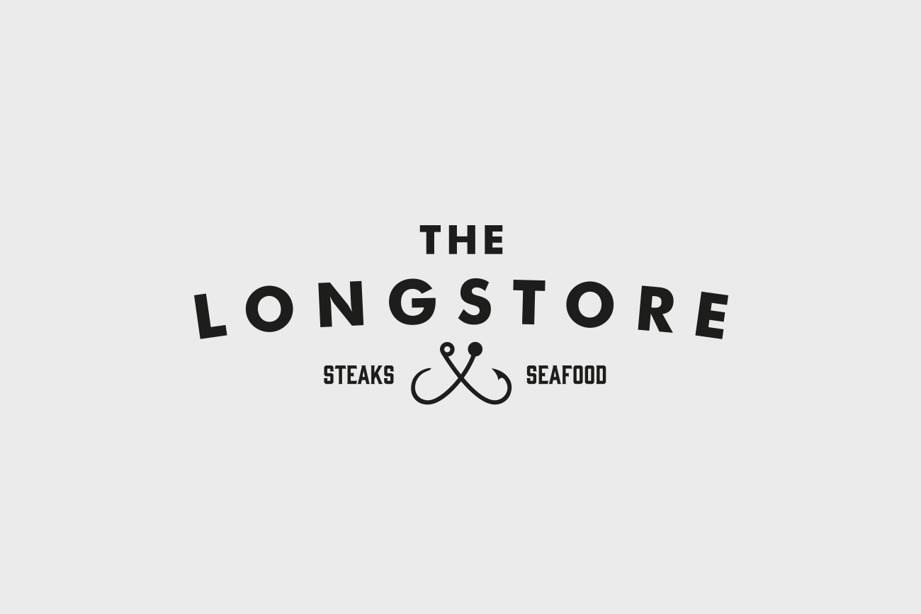 The Longshore logo design