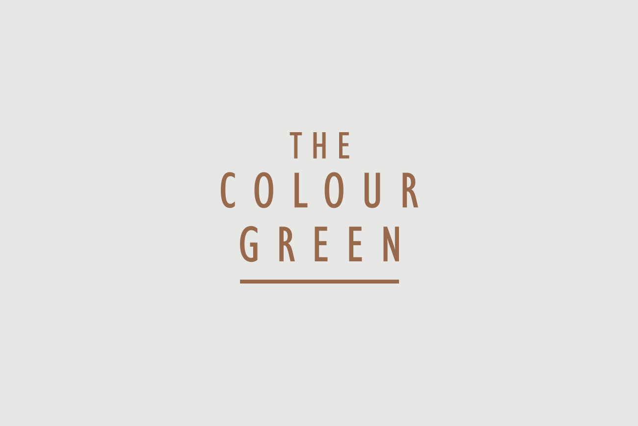 The Colour Green Logo