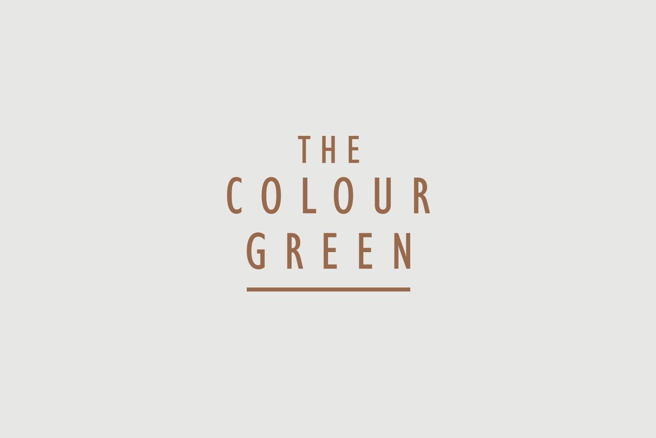 The Colour Green Logo