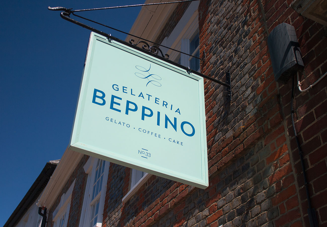 Gelateria-beppino-signage