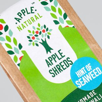 Apple Natural Branding