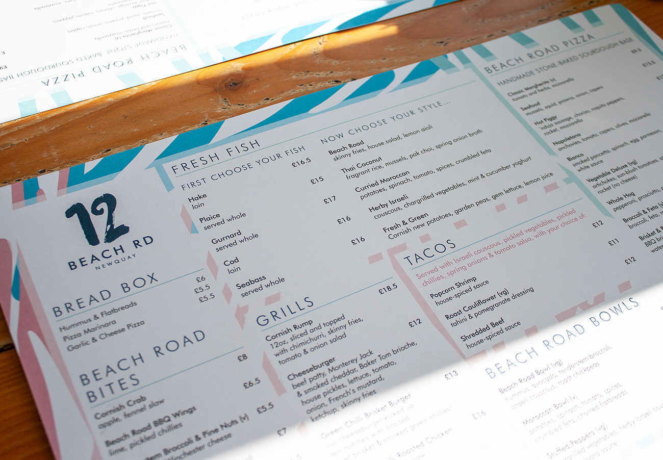 A3-menu