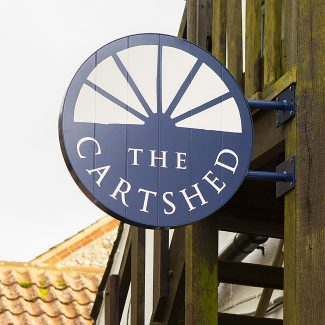 The Cartshed Tearoom Great Massingham